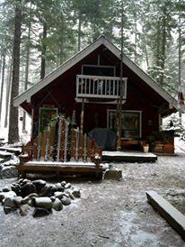 The Bennett Cabin